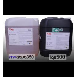 KIT Removedor Ferrugem & Neutralizador  - LQS 500 e MV Aqua 350