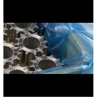 Saco Plástico Anticorrosivo VCI  Sanfonado/Pct 25 e 50 pçs