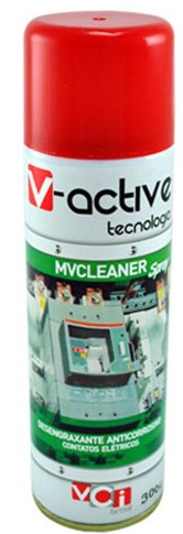 MV Cleaner - Spray Anti-corrosivo para painéis elétricos